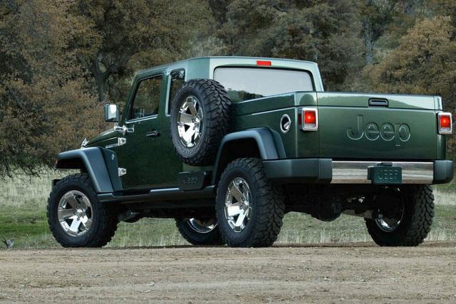 2017 jeep wrangler pick up truck. Black Bedroom Furniture Sets. Home Design Ideas