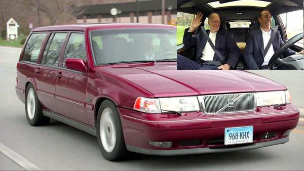 Paul Volvo Celebrities Modest Cars Sir Roger Moore Is Car