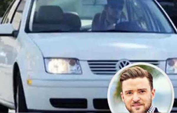 Justin Timberlake - Celebrity Homes Address on StarMap.com®
