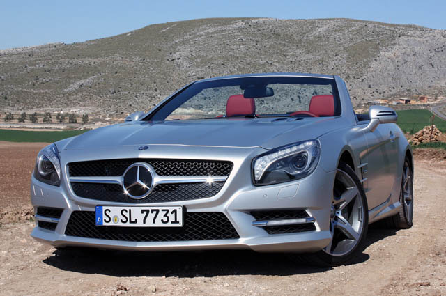 Top 8 most reliable 2016 luxury sports cars for Most luxurious mercedes benz